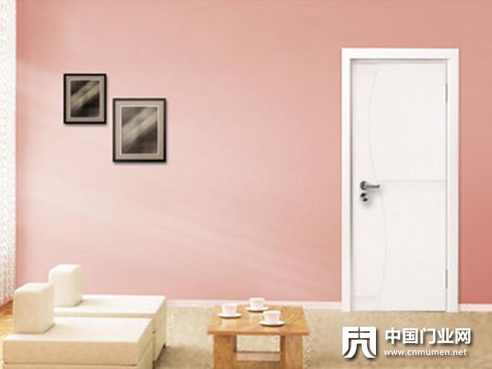 韩式经典系列木门,现代装修中的简约与美观