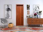 派的木门产品测评,只做精致又美貌的免漆门
