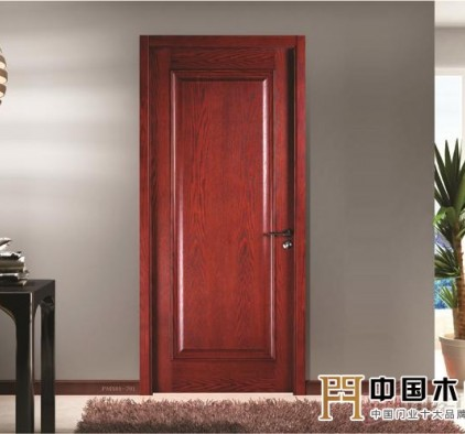 现代风格日上木门装修效果图
