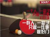 让世界认识中国智造,乒乓冠军丁宁与TATA木门走到了一起 (923播放)