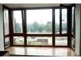 铝合金门窗价格-佐治亚-断桥铝合金黑金钢网平开纱扇