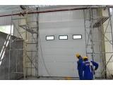 供应湖北工业提升门 电动提升门
