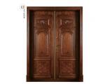 温州市帝郎伽工贸 博邦门业 优质铸铜板 意式精工 创意门