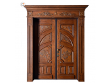 温州博邦门业 帝郎伽工贸 优质意式纯手工木门 中意合资装甲门