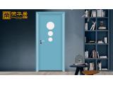 荣华居名门 时尚儿童门系列RH2002 中山木门厂家