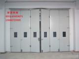 桐城电动折叠门 桐城电动平开门 桐城工业厂房门安装