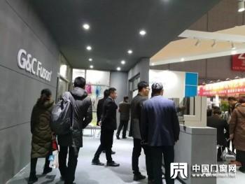 上海建博会完美收官,富轩门窗创新永不止步!