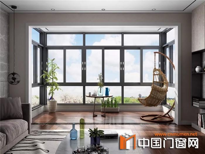 新中式窗户手绘