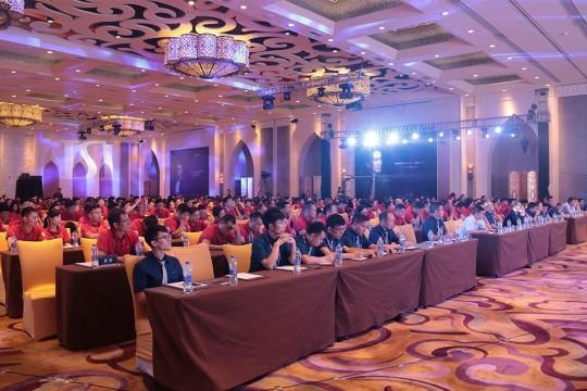 万众归心·拓局谋远:轩尼斯2018年经销商大会隆重召开