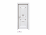 铝制套装门系列SN-003时尚白