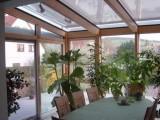 亮阁门窗 斜坡顶阳光房