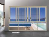 亮阁门窗 R100一代阳台门(窗)系列