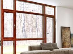 荣高铝合金窗-C145铝合金断桥平开门窗
