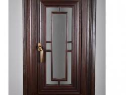 88系列新中式铝包木门窗