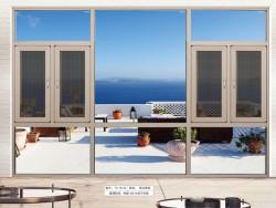 富轩门窗148平齐窗