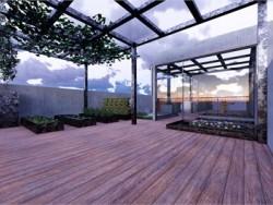 断桥铝阳光房图片 现代风铝合金门窗阳光房图片 (7)