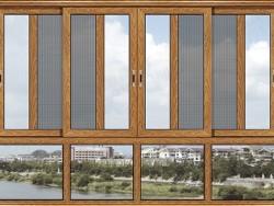 沃斯卡门窗85金刚一体系列