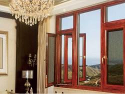艾臣门窗铝合金窗装修效果图赏析,铝合金窗图片