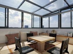 泊尔英菲门窗阳光房装修效果图,阳光房装修图 (2)