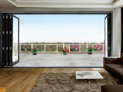 百利玛门窗2019最新铝合金门系列装修图
