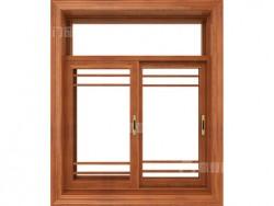高登门窗GT123A隔热三轨推拉窗