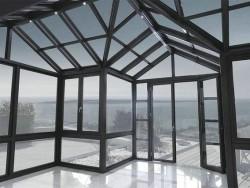 欧莱诺门窗异形阳光房