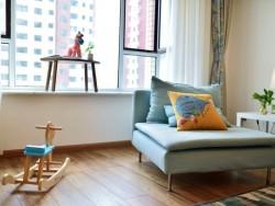 时尚断桥铝门窗图片,客厅断桥铝合金平开窗效果图 (6)
