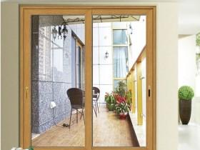 博乐之星门窗平开窗系列产装修效果图