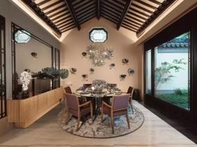 怡发门窗最美应是新中式风格装修图