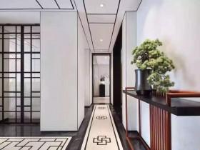 怡发门窗新中式卧室装修图,静品慢生活的美好
