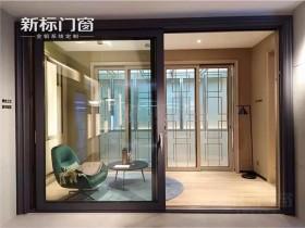 新标门窗中式风格推拉门装修图,赋予'门窗'新含义