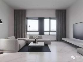 富奥斯门窗极简主义装修图, 一种轻奢精致生活