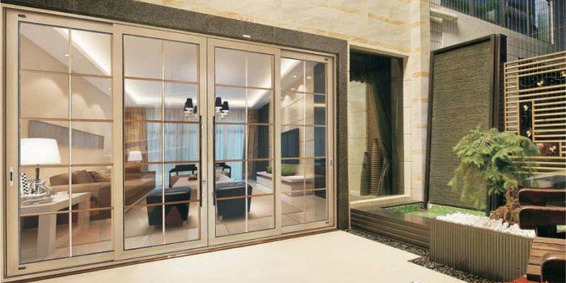 泊尔英菲门窗推拉门系列装修效果图,推拉门装修图