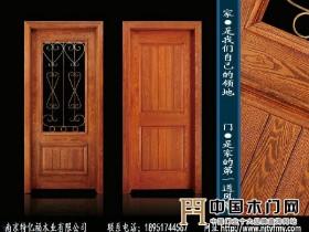 南京特亿福套装门装修图