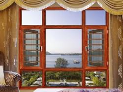 罗兰德式门窗120非断桥窗纱一体系列