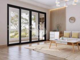 诗尼曼门窗推拉门隔断设计图片,竟然这么美!