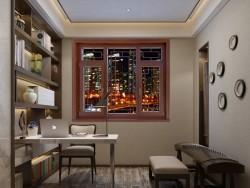 萨洛凯门窗72木铝复合