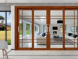 阿尔卑斯门窗-铝合金门推拉门