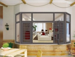 阿尔卑斯门窗-铝合金窗