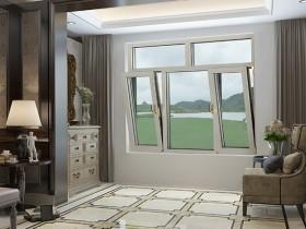 百利玛门窗塞尚系列内开窗装修图片