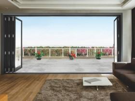 百利玛门窗塞纳河畔系列折叠门产品图片