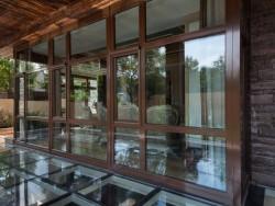 MILUX系统铝包木阳光房