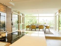 米兰之窗MILUX系统铝包木窗