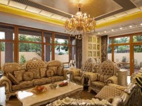 米兰之窗铝包木窗系列产品装修效果图赏析