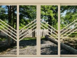 博仕门窗-J6T阳台门系列