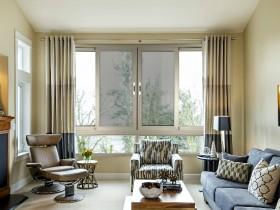 罗兰西尼门窗推拉窗系列产品装修效果图