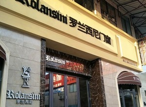 罗兰西尼门窗湖南益阳专卖店
