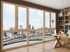 诗尼曼门窗断桥铝门窗装修效果图赏析