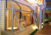 铝包木门窗种类有哪些? 铝包木门窗优点 (1894播放)