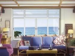 汉诺微门窗87-80三轨推拉窗